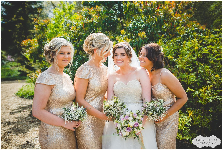 Mere Brook House wedding