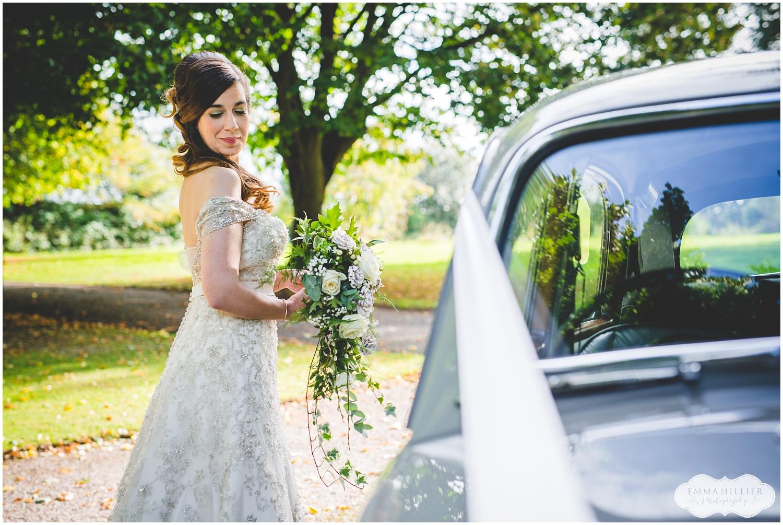 Ness Gardens and Everyman Theatre wedding