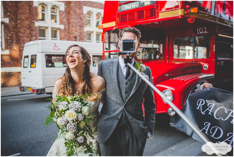 Everyman Theatre wedding photography