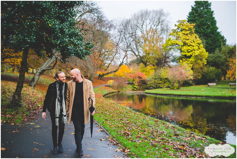 pre-wedding shoot Sefton Park