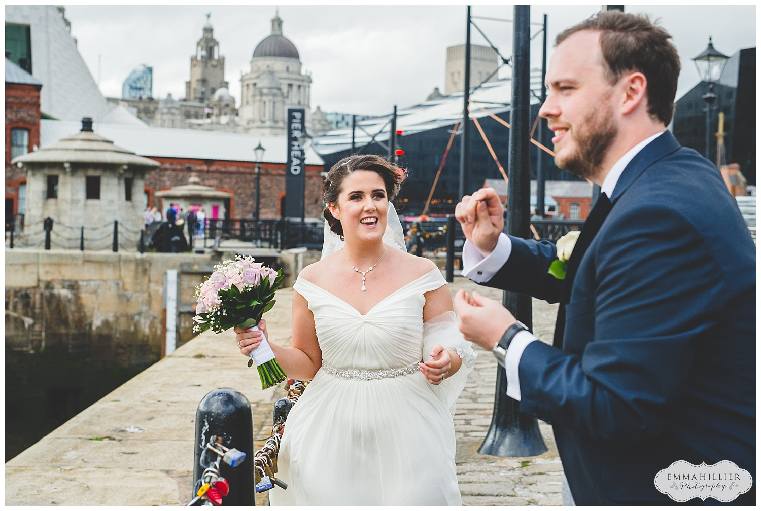 Maritime Museum Liverpool wedding