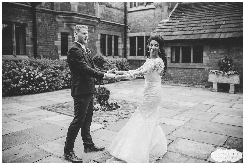 Wedding at Colshaw Hall