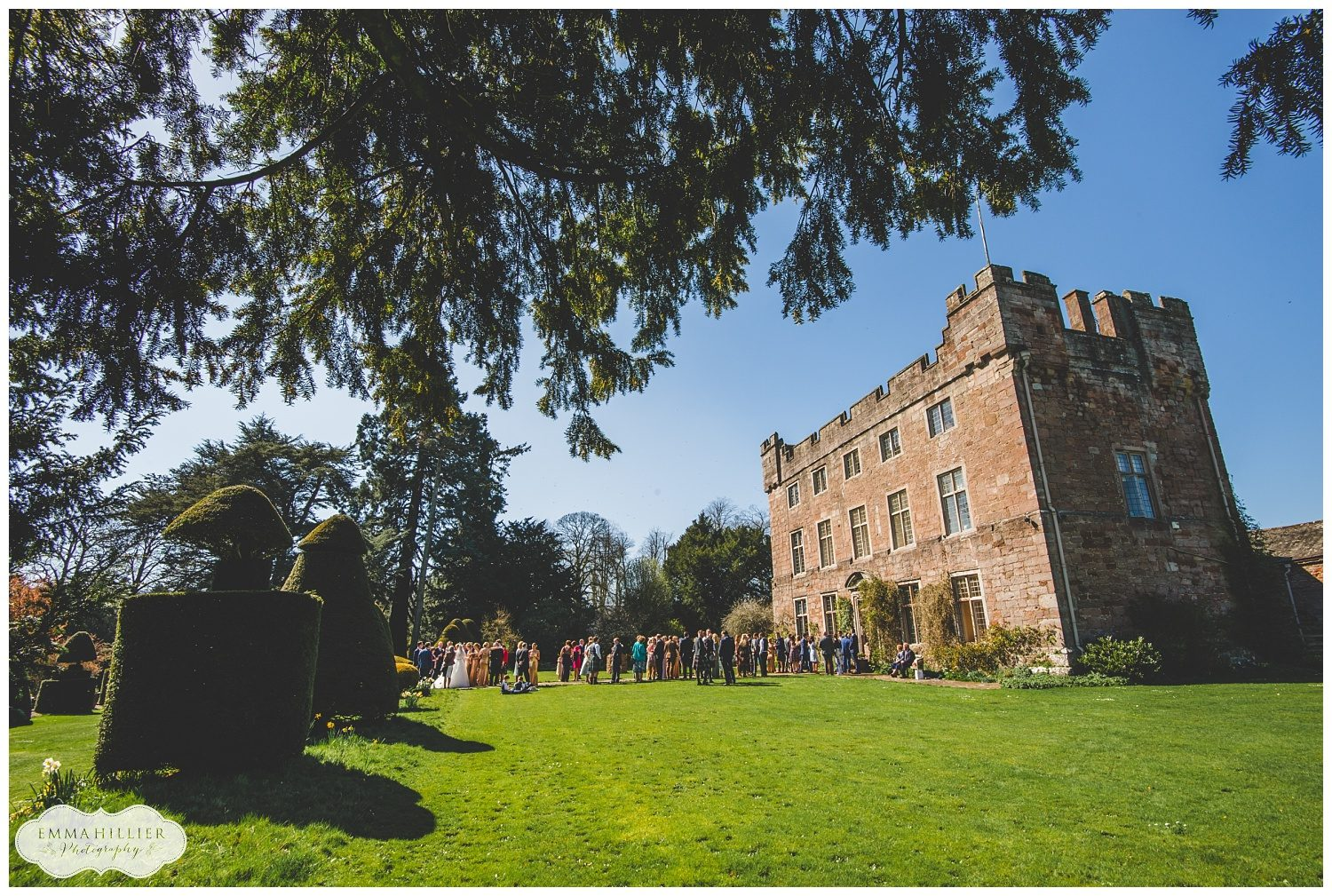 wedding at Askam Hall