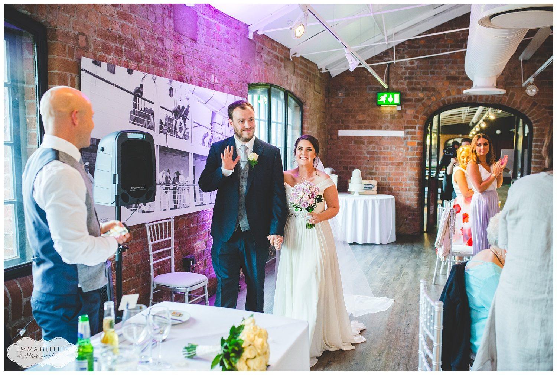 Liverpool Maritime Museum Wedding