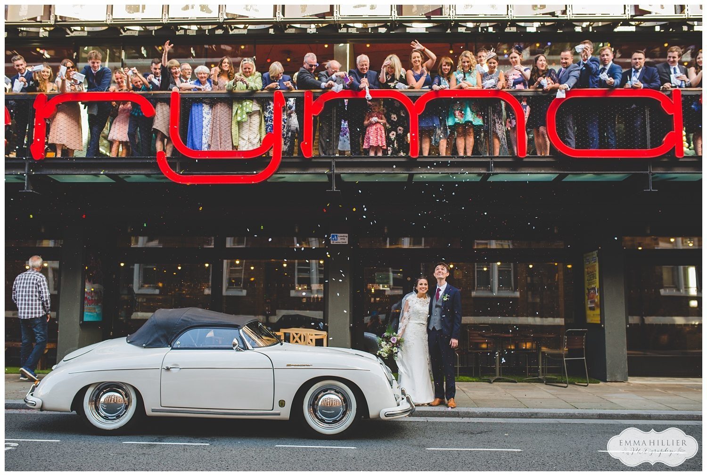 Everyman Theatre Wedding