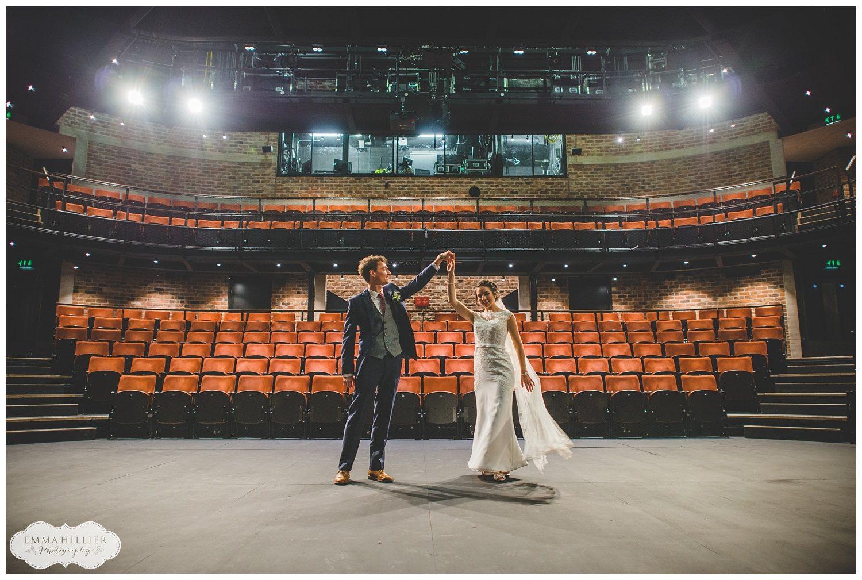 Everyman Theatre Wedding in Liverpool