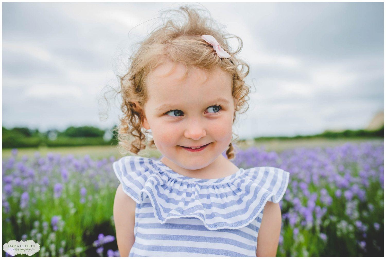 Lavender mini-sessions at Inglenook Farm