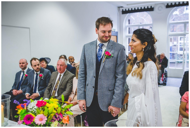 Bluecoat Liverpool wedding