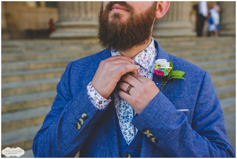 alternative groom style