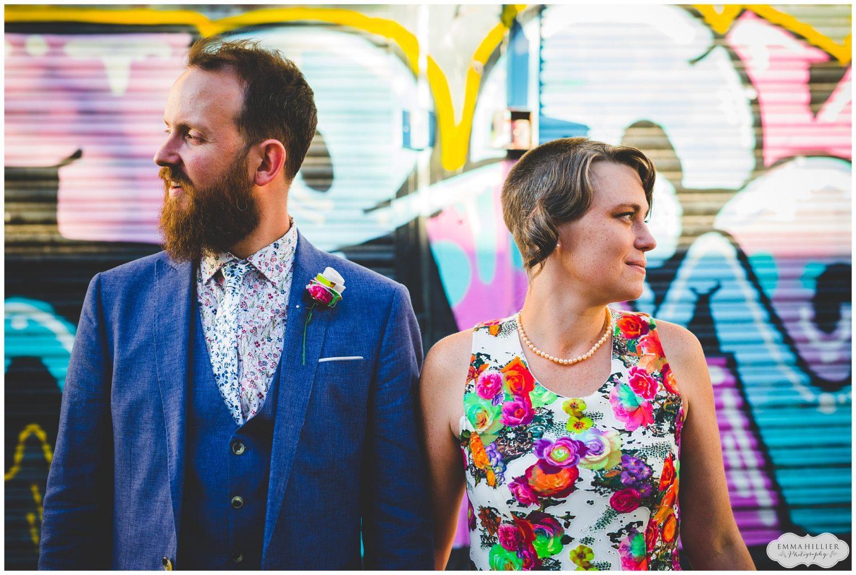 Alternative wedding in Liverpool