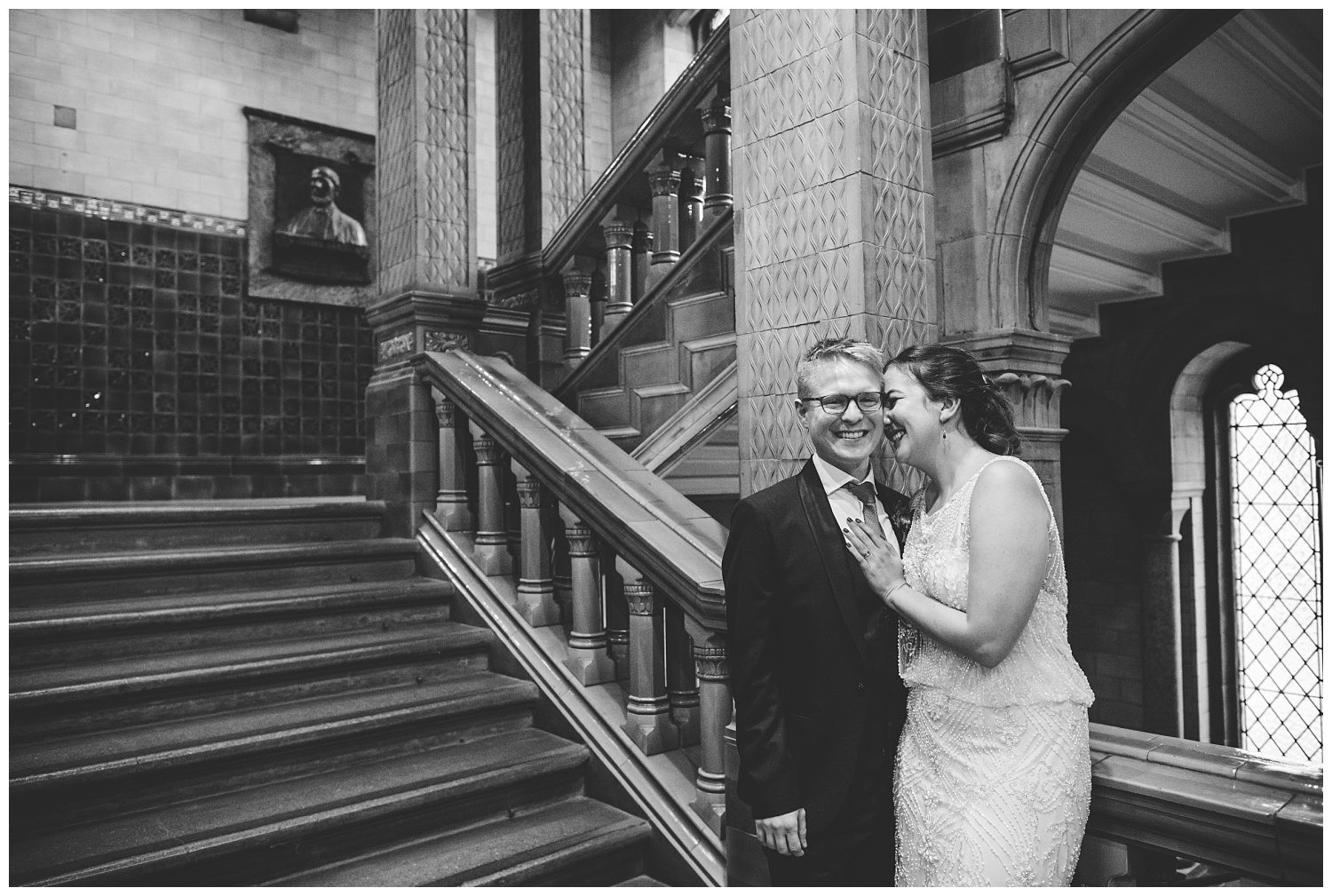 Victoria Gallery & Museum wedding