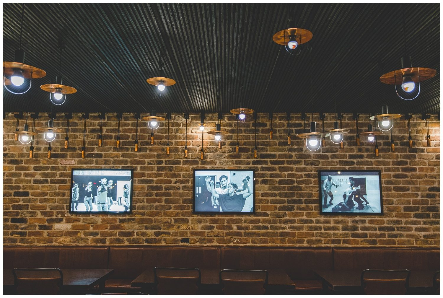 Liverpool Everyman bistro - Liverpool commercial photography