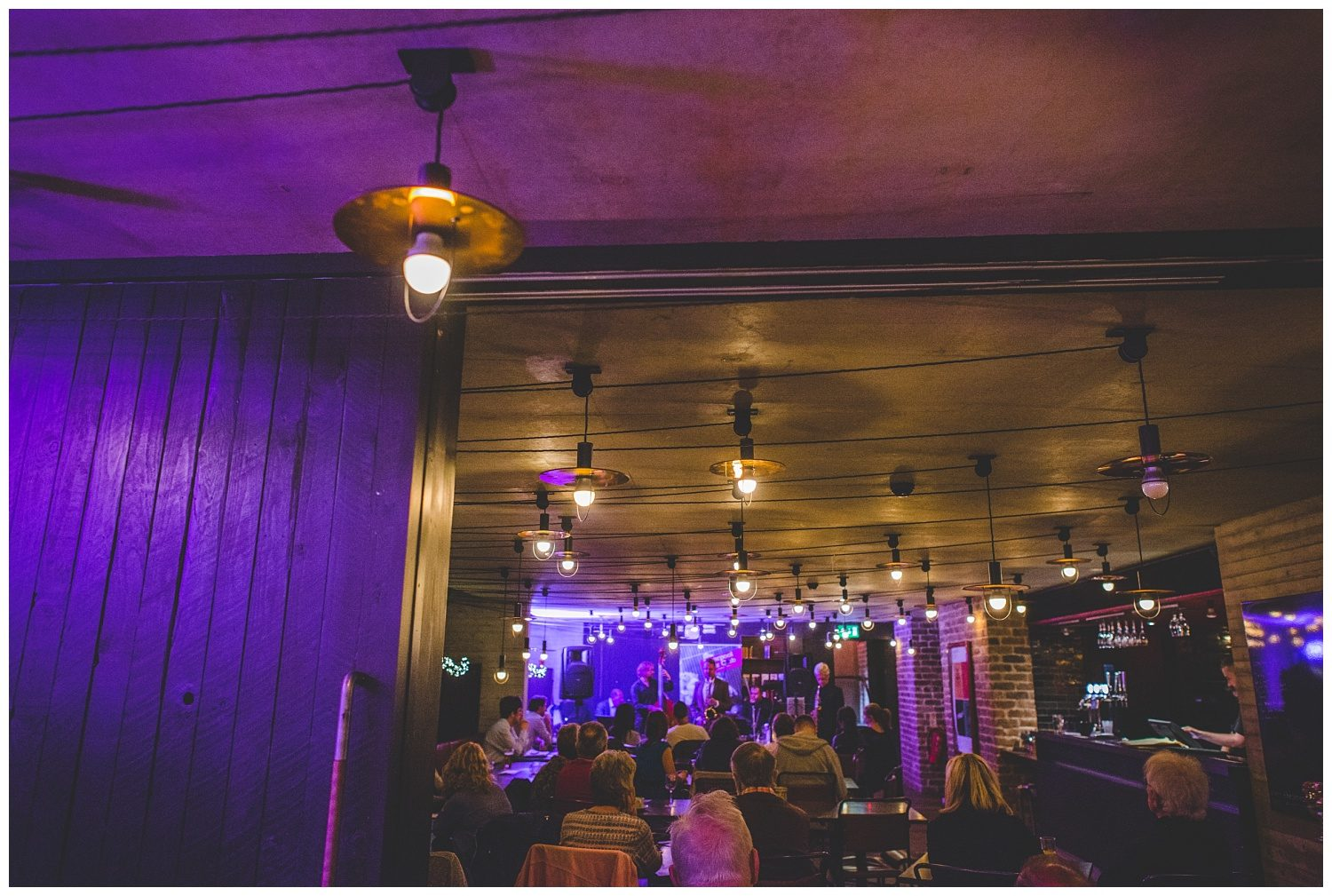 Liverpool Jazz Club - Liverpool commercial photography