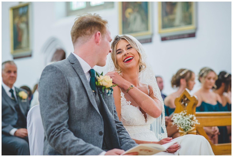 beautiful church wedding in Liverpool