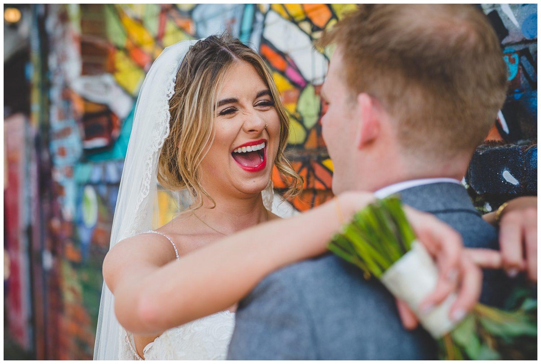 Camp & Furnace wedding