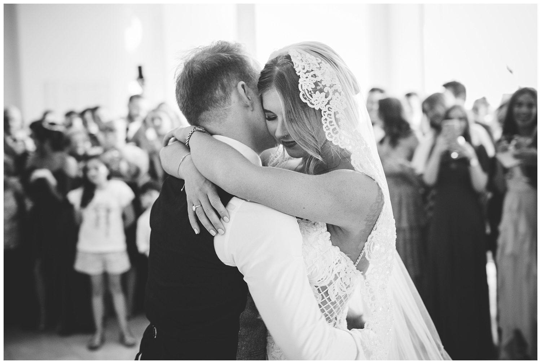 Royal Liver Building wedding first dance