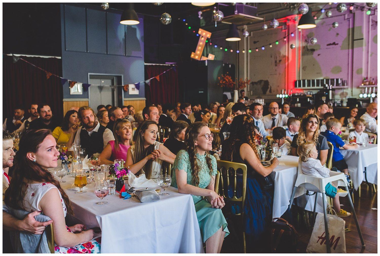 Wedding at Leaf on Bold Street Liverpool
