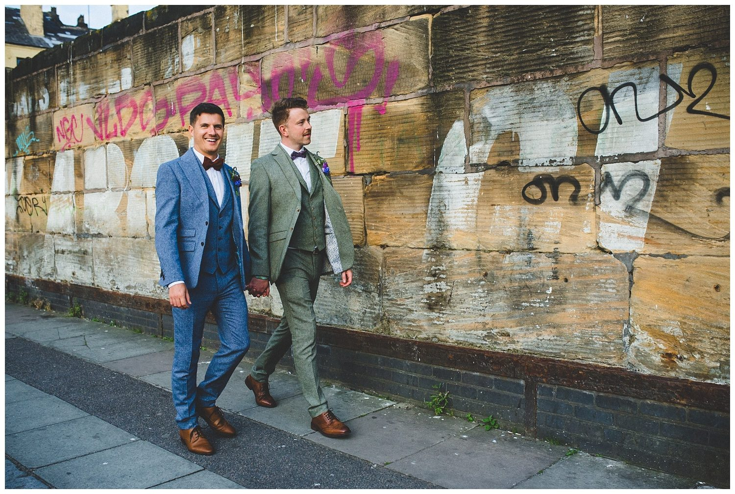 A colourful and fun wedding in Liverpool