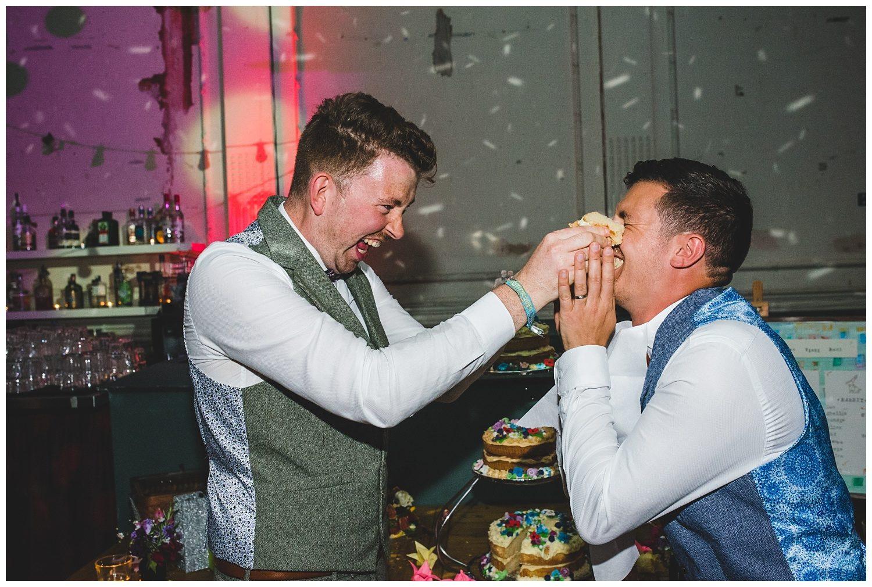 Leaf Liverpool wedding