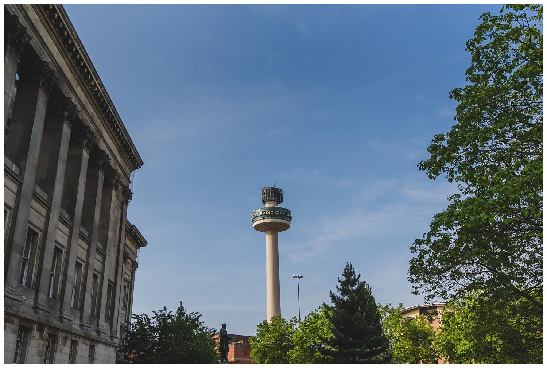 Radio City tower Liverpool