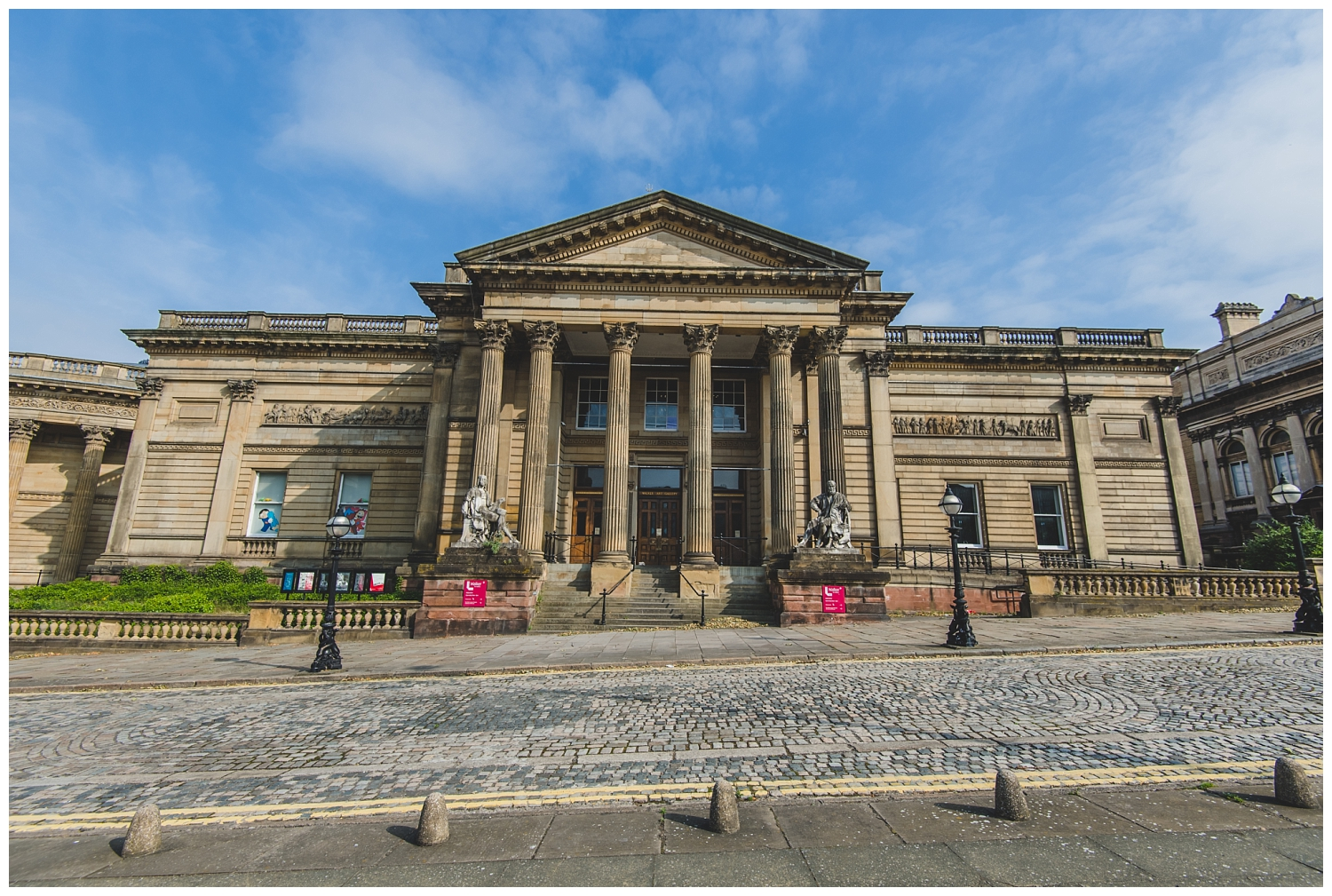 Walker Art Gallery Liverpool closed due to Covid-19