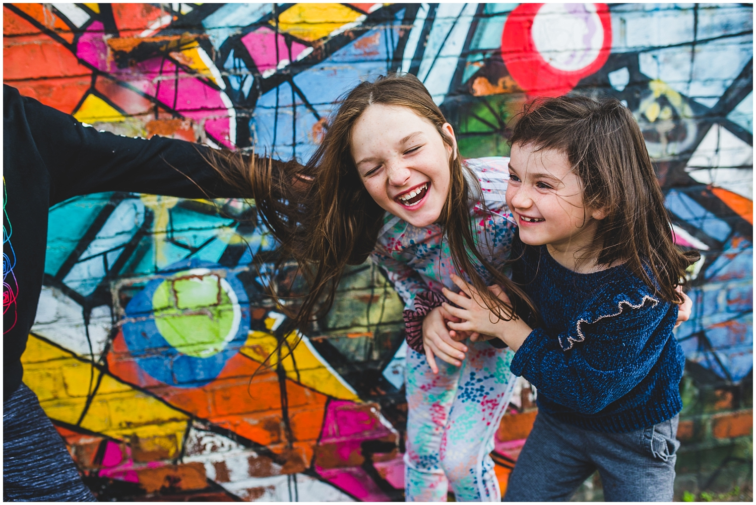 Colourful and fun family photography in Liverpool