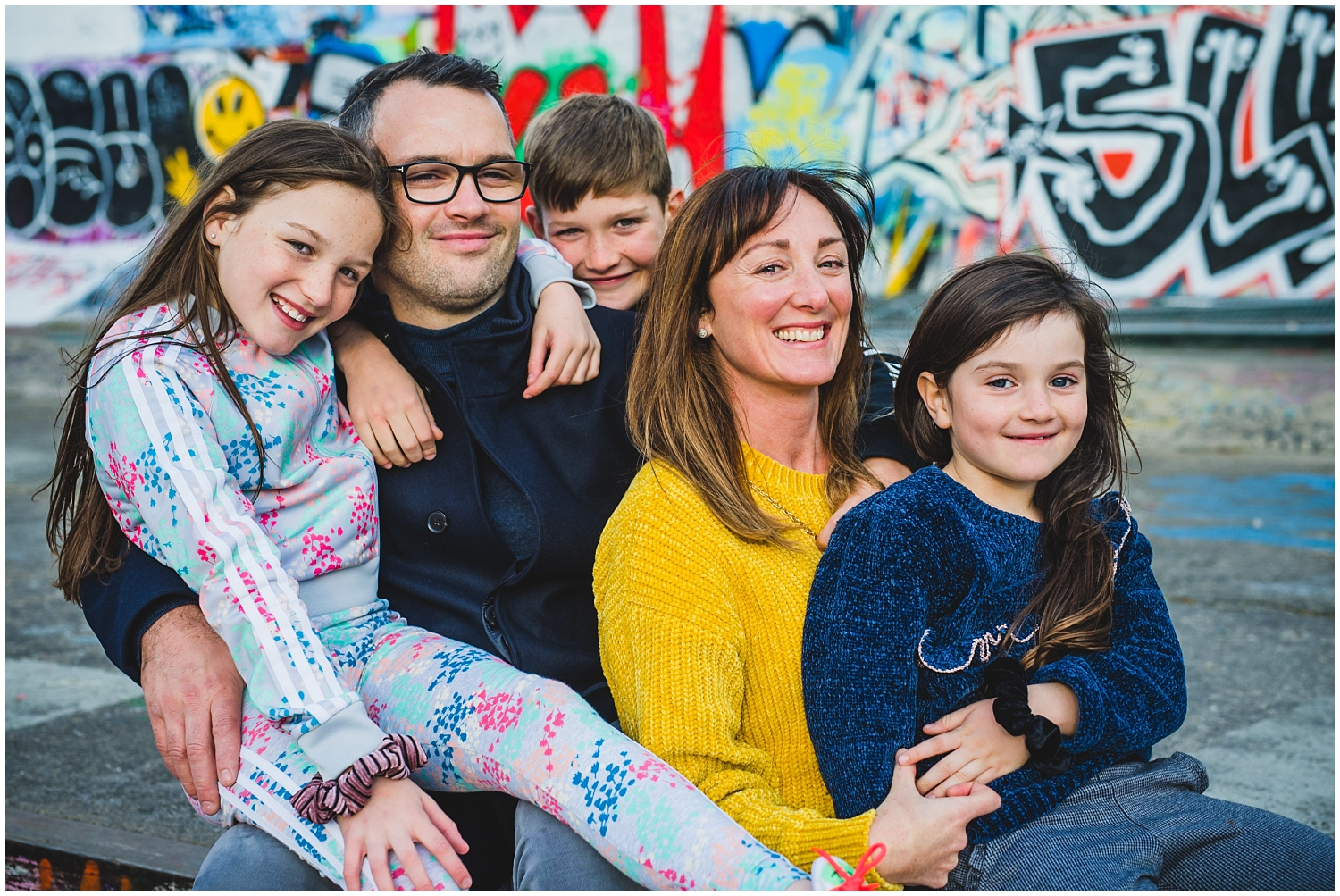 Liverpool family photography in the Baltic Triangle