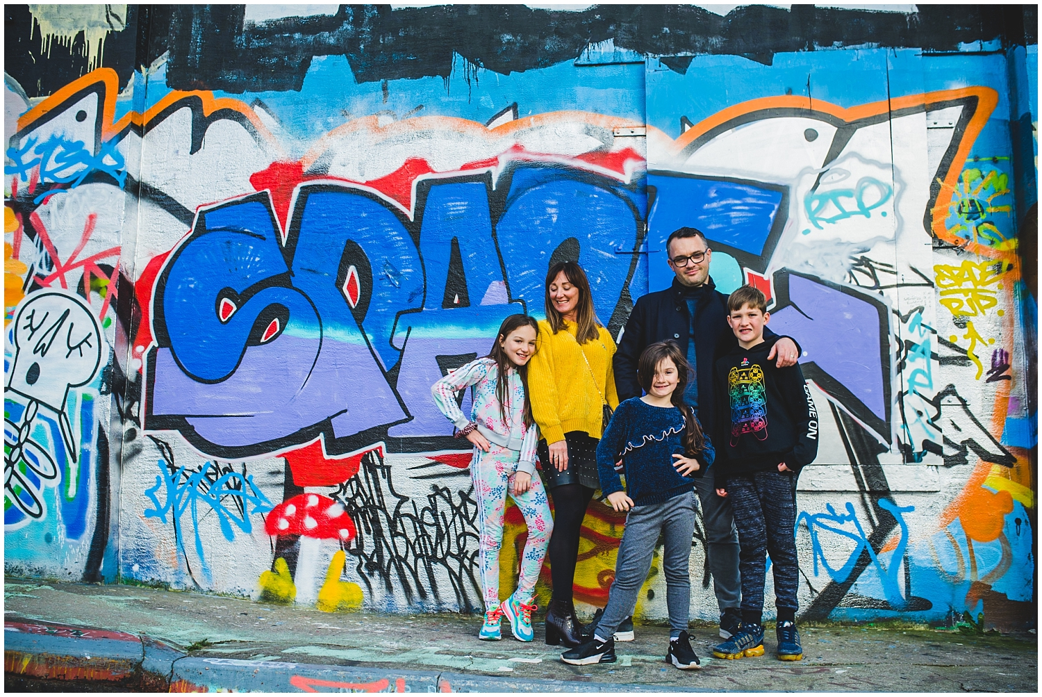 Liverpool family photography